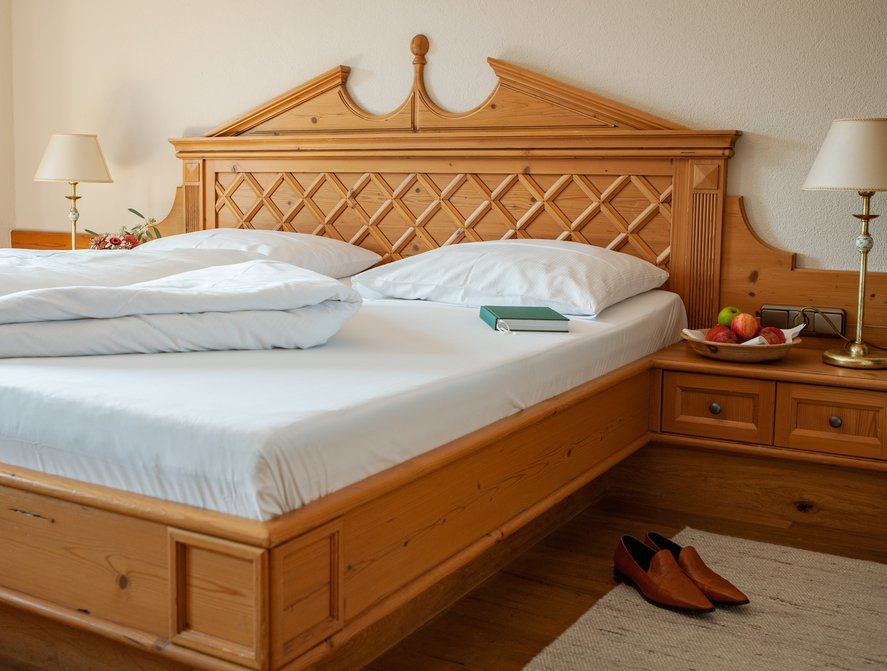 Doppelzimmer Superior im Hotel zur Post in Alpbach