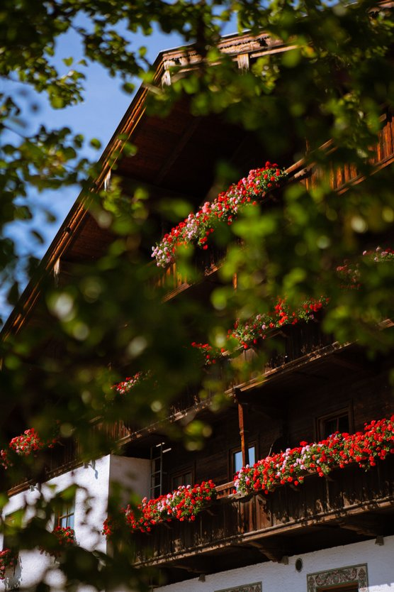 Hotel zur Post in Alpbach