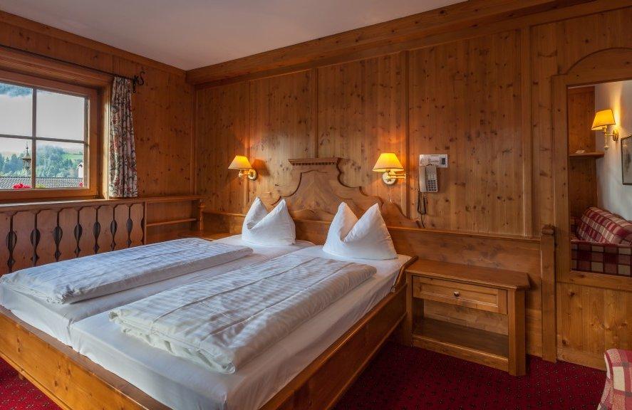 Doppelzimmer Comfort im Hotel zur Post in Alpbach