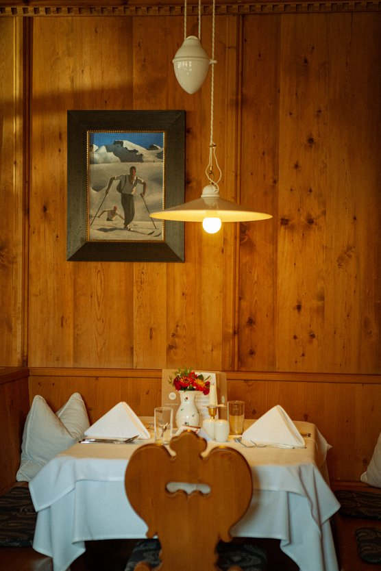 Restaurant zur Post in Alpbach