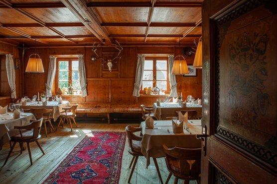 Stube Hotel zur Post Alpbach