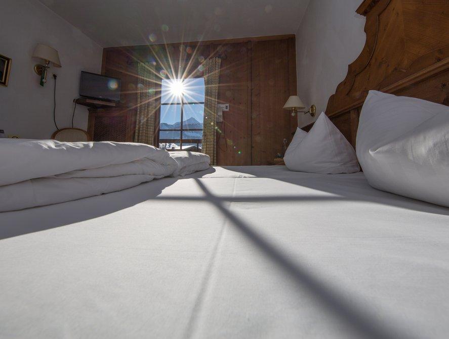 Doppelzimmer Standard im Hotel zur Post in Alpbach
