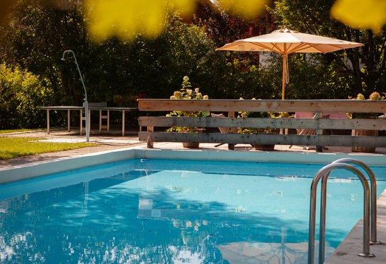 Pool Hotel zur Post in Alpbach