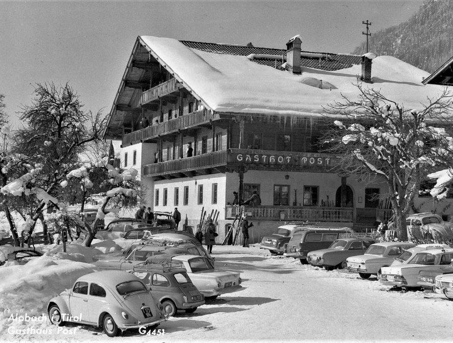 Post Alpbach anno dazumal